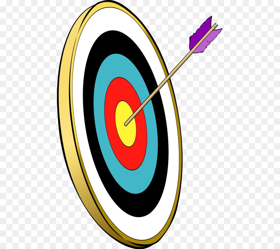 Target Bogenschießen Pfeil Jagd Clipart Bogenschießen Cliparts Png