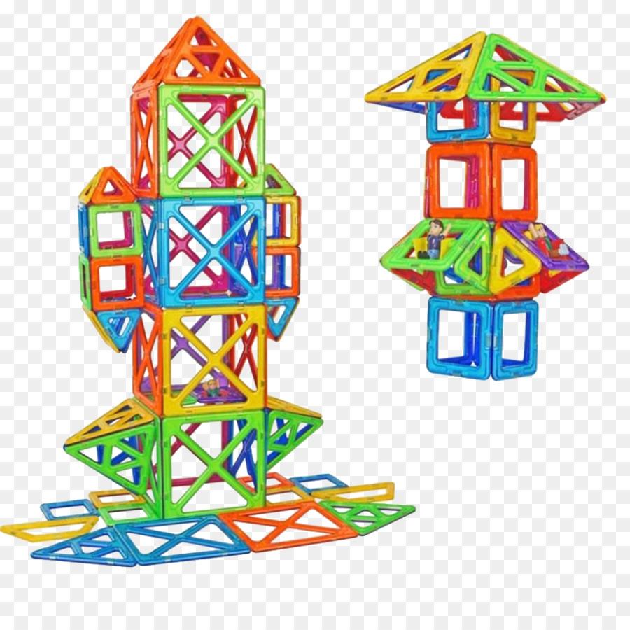 Rompecabezas de Juguete - Puzzle decorativos chip magnético Formatos ...