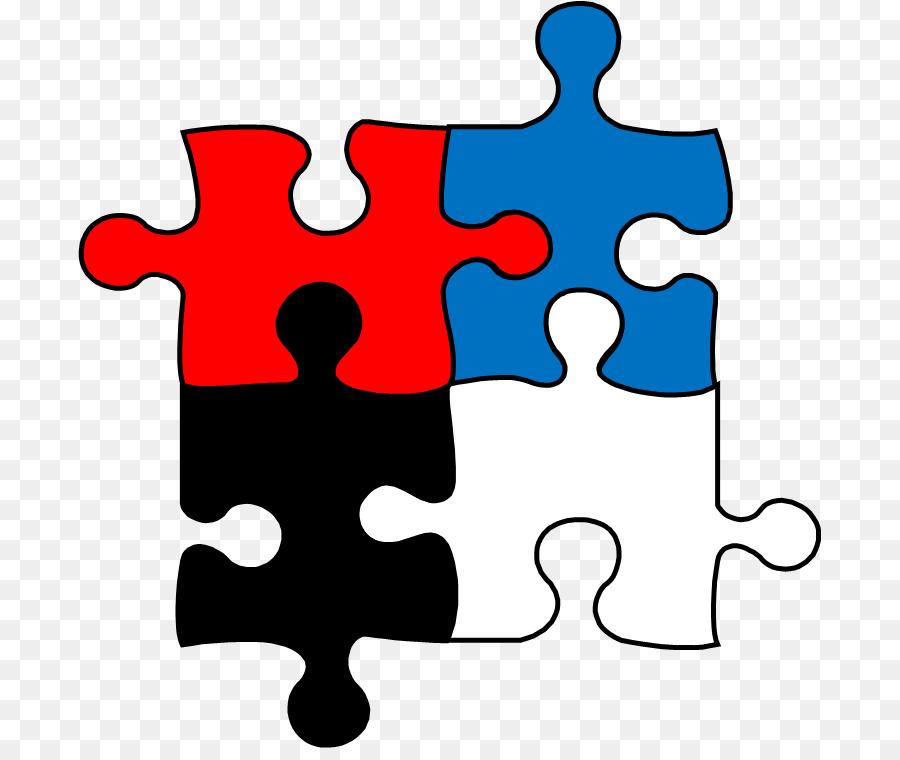 Jigsaw Puzzle Puzz 3D Clip Art