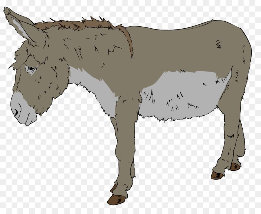 Clipart Cheval Gratuit benjamin Âne contenu gratuit clip art - triste cheval cliparts