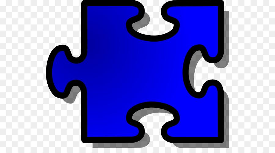 Jigsaw puzzle Free content Clip art - Large Puzzle Piece Template ...