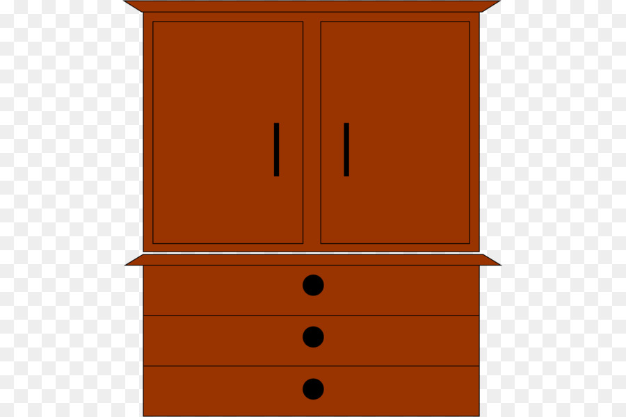 Cupboard Wardrobe Kitchen Cabinet Cabinetry Clip Art   Dresser Cliparts