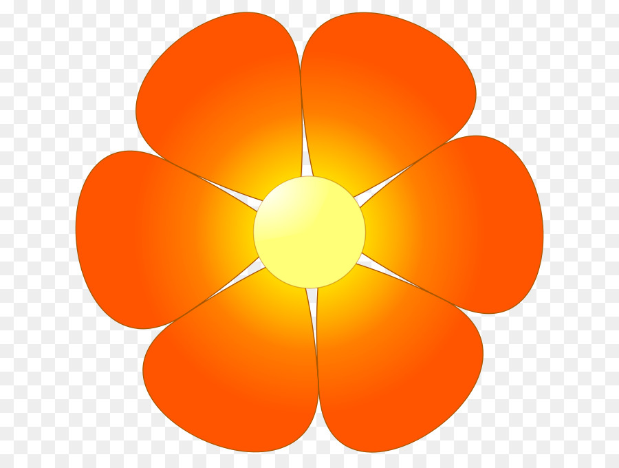 orange flower clip art orange flowers cliparts png download 900 rh kisspng com orange flower border clip art orange flower clip art free
