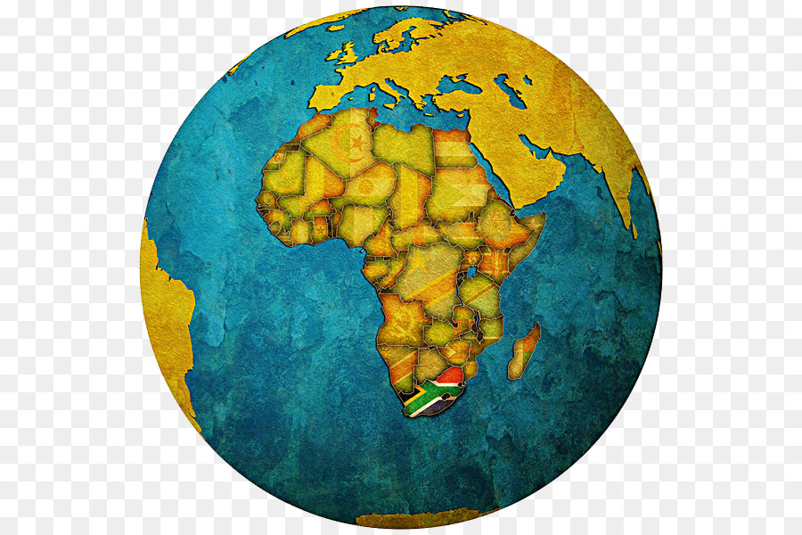 Egypt globe world map stock photography a map of south africa on egypt globe world map stock photography a map of south africa on grand earth gumiabroncs Images