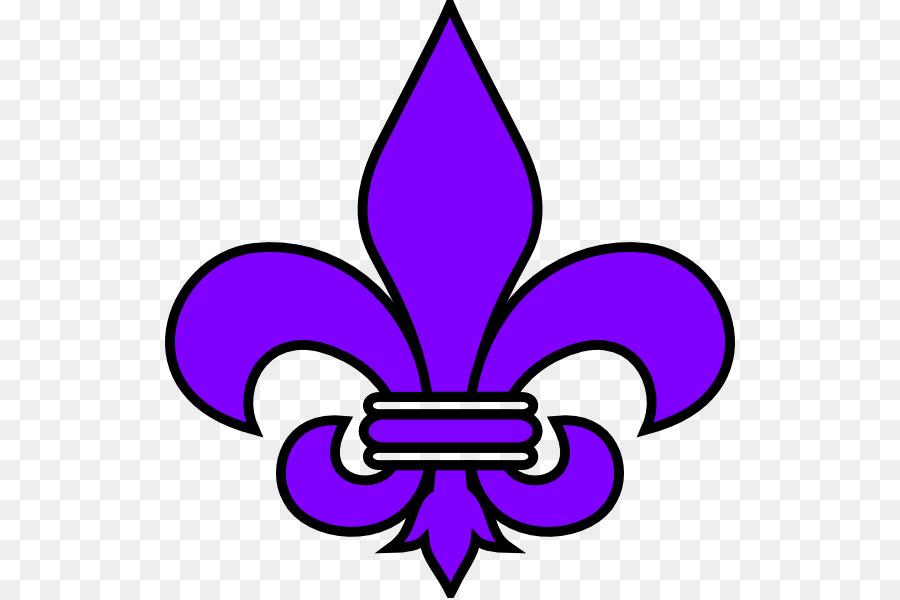 New Orleans Saints Fleur-de-lis Clip art - Saints Fleur De Lis ...