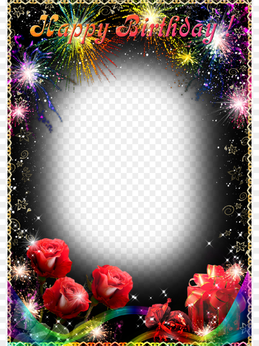 Birthday Picture frame Film frame Clip art - Birthday Frames png ...