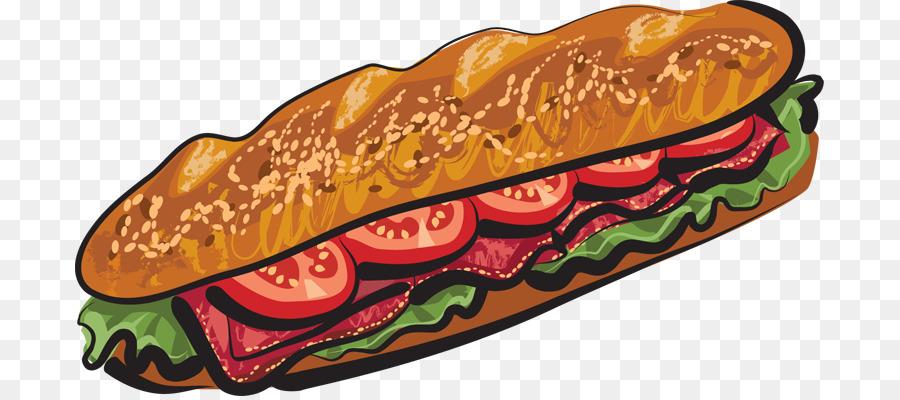 submarine sandwich delicatessen subway clip art sub cliparts png rh kisspng com sub sandwich clipart black and white submarine sandwich clipart