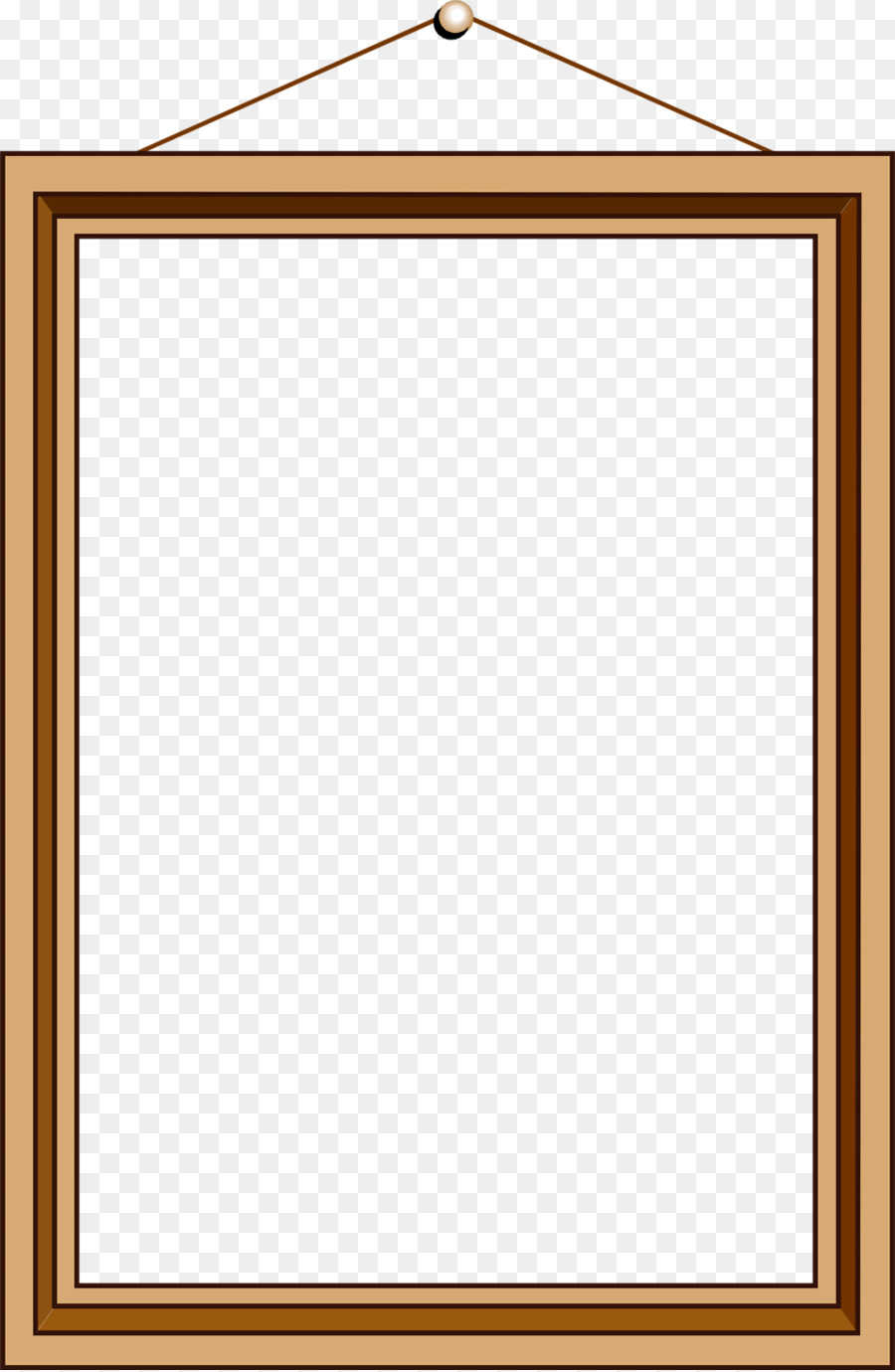 Material Picture frame - Wood Frames Cliparts png download - 958 ...