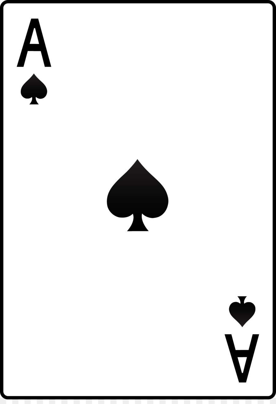 ace of spades playing card ace of hearts clip art deck cliparts rh kisspng com playing card clipart free download playing card clipart free download