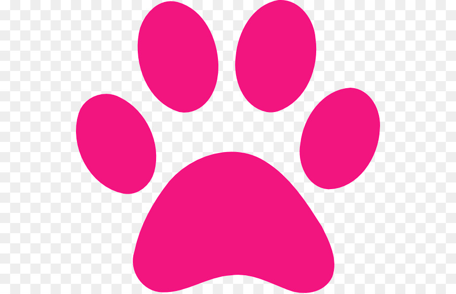 dog cat paw clip art panther paw print png download 600 578 rh kisspng com red panther paw print clip art pink panther paw print clip art