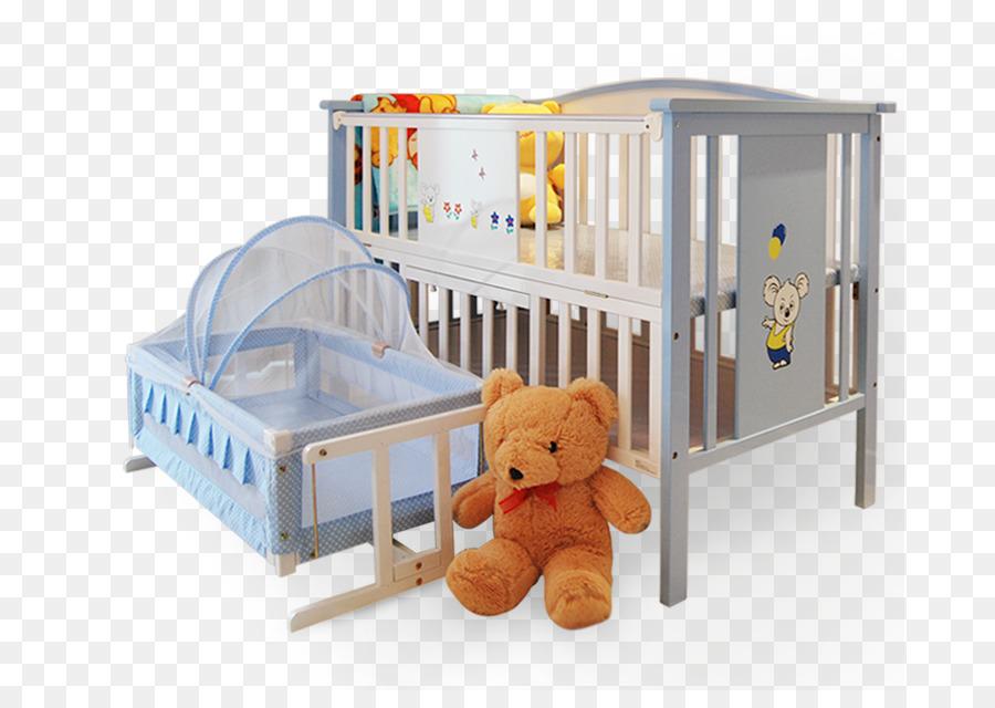 Cama para bebé Vivero marco de la Cama de los Muebles - Alto grado ...