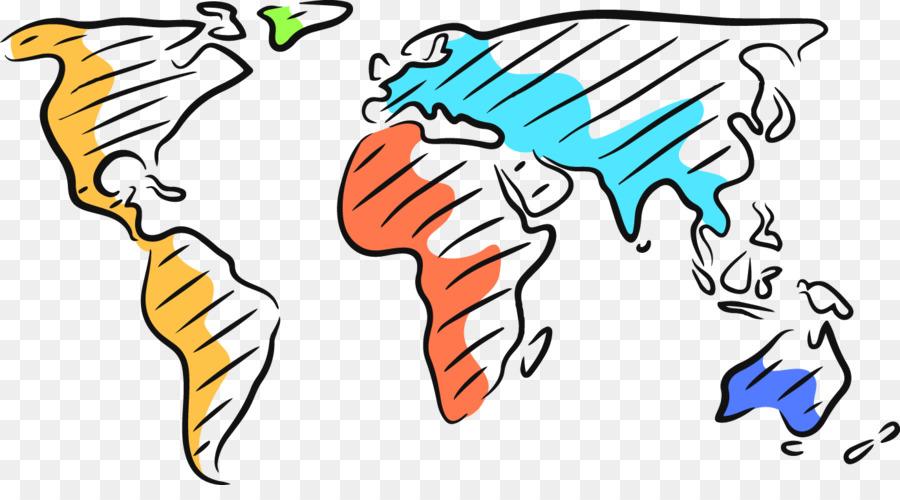 World map drawing sketch hand drawn cartoon style world map png world map drawing sketch hand drawn cartoon style world map gumiabroncs Choice Image