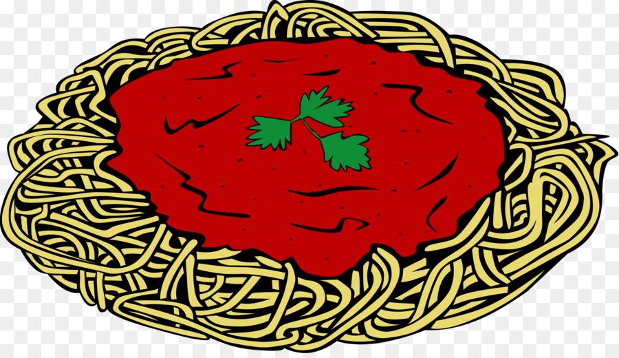 Pasta Spaghetti With Meatballs Italian Cuisine Clip Art Spaghetti