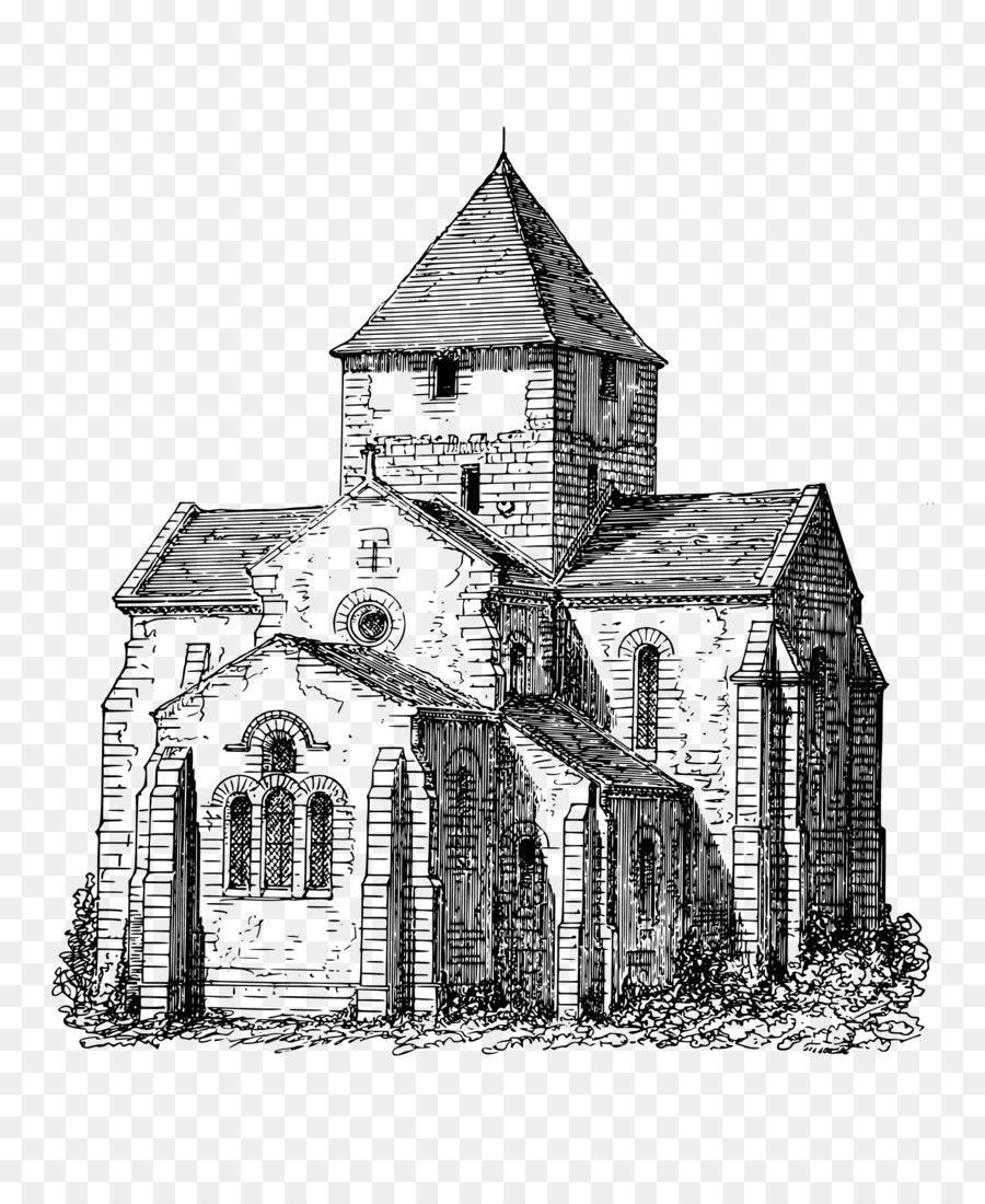 Libro para colorear de la Construcción de la Iglesia de la ...
