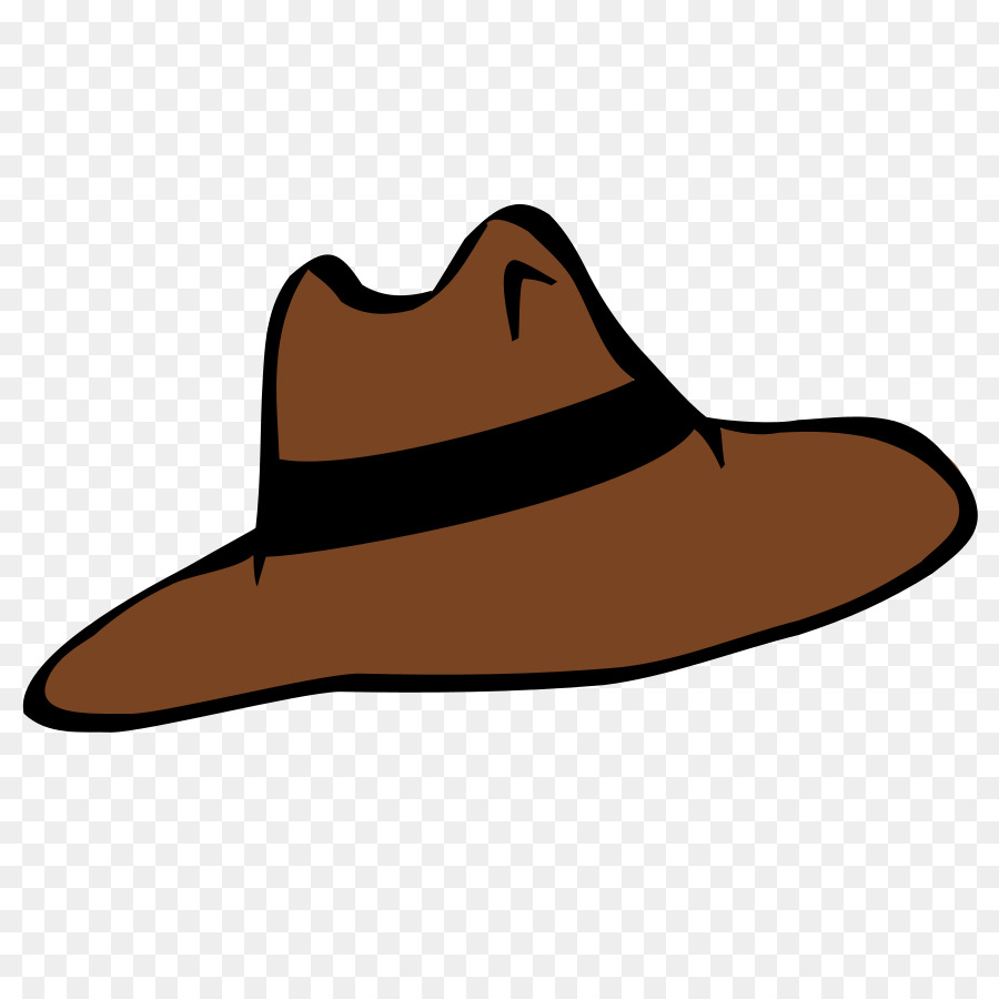 Cowboy hat Beanie Top hat Clip art - Cowboy Cartoon ...