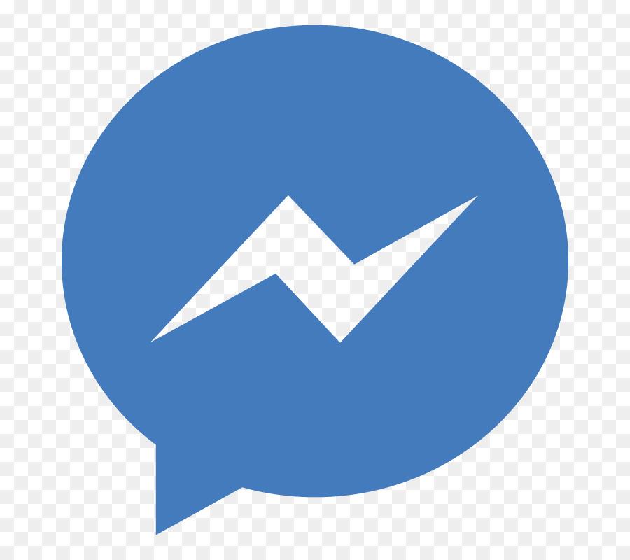 facebook messenger logo icon facebook application cliparts png