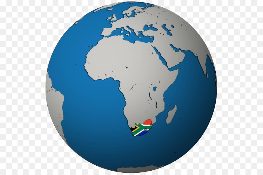 Flag of south africa globe world map stock photography map of flag of south africa globe world map stock photography map of south africa on earth gumiabroncs Image collections
