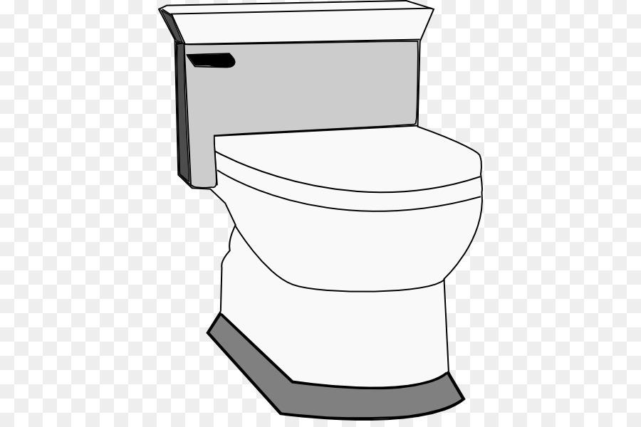 Toilet Free Content Bathroom Clip Art