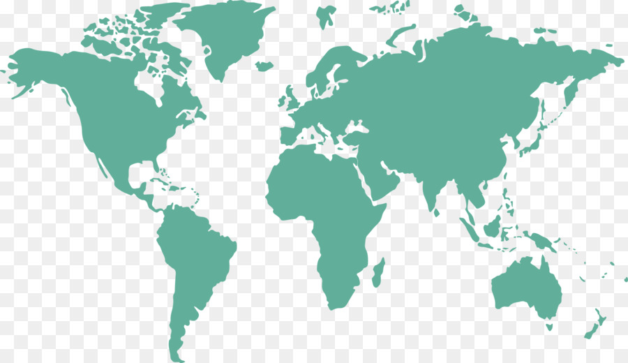 Globe world map vector green world map png download 1725996 globe world map vector green world map gumiabroncs Image collections