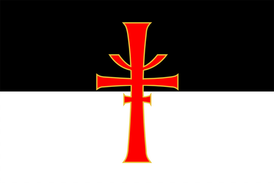 Cross Flag Of Sicily Tattoo Cruciform Clip Art Sicilian Flag