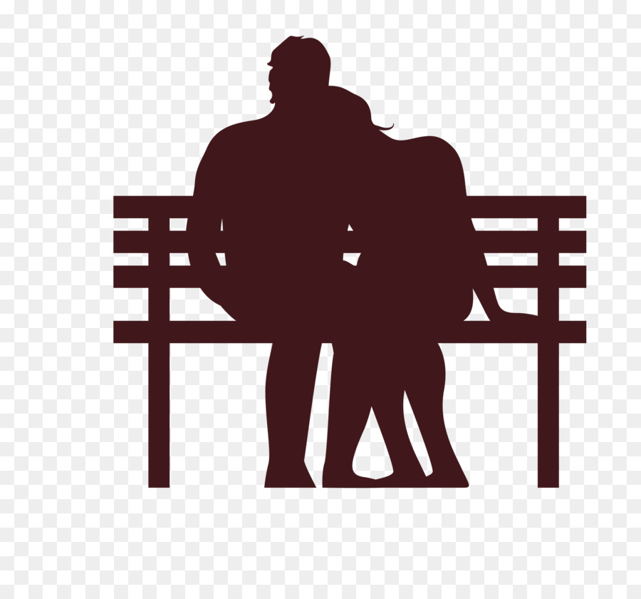 Husband Divorce Wife Love Vector Black Snuggle Couple Png Download