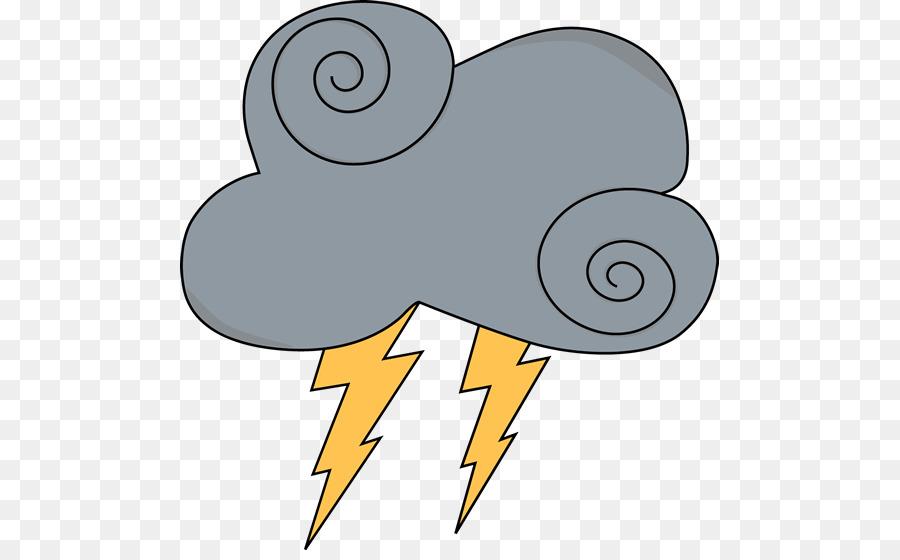 Rain Cloud Wet Season Free Content Clip Art Cloud Lightning