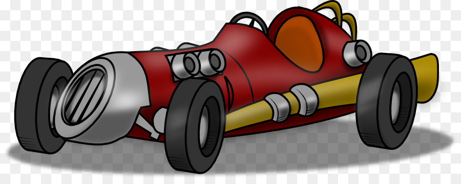 Car Auto Racing Free Content Clip Art