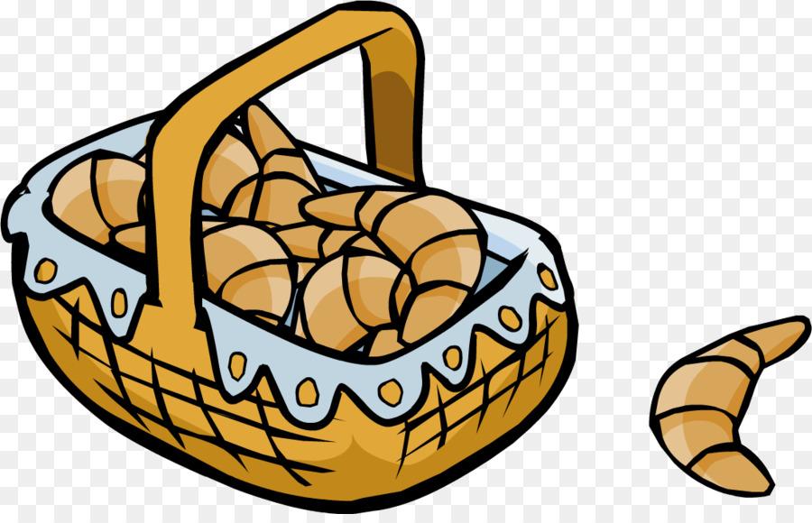 Club Penguin Croissant Aesops Fables Bread Clip Art
