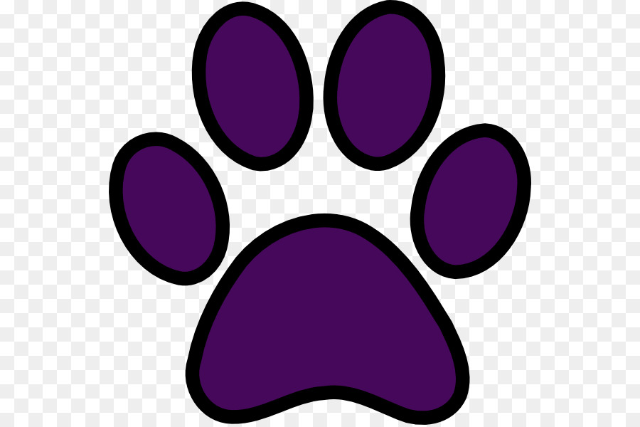 siberian husky cat tiger puppy paw panther paw cliparts png