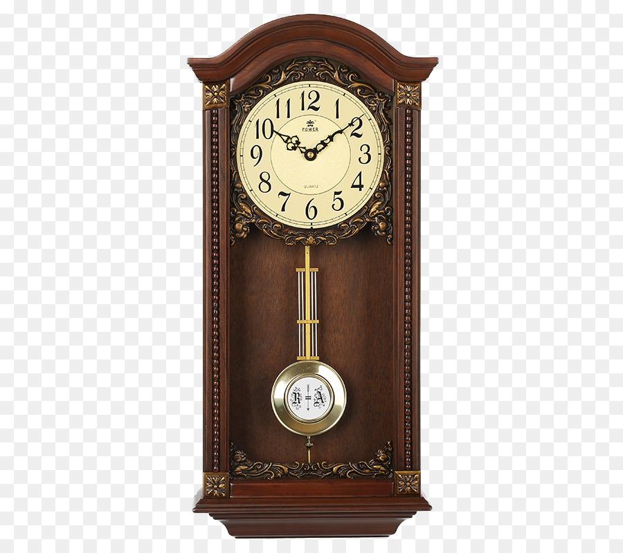 Pendulum Clock Table Quartz Clock Mantel Clock   Vintage Wall Clock Bell