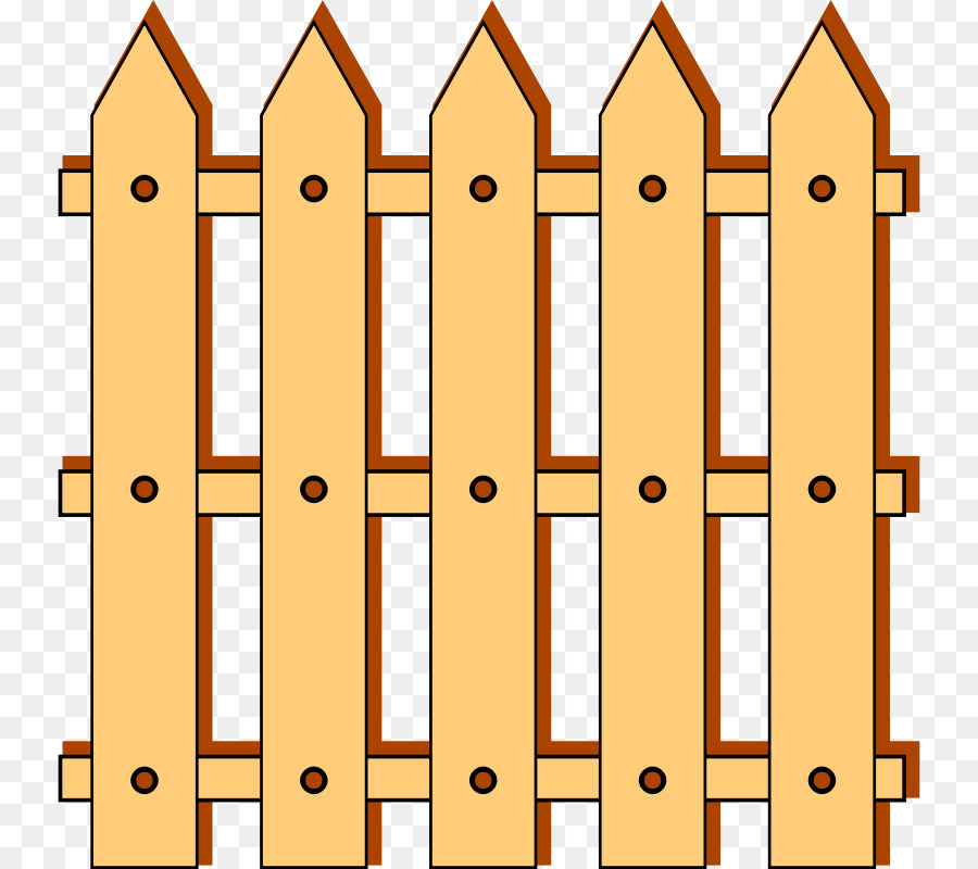 picket fence split rail fence clip art fence cliparts png download rh kisspng com picket fence template clipart house with picket fence clipart