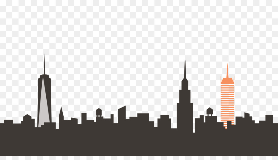 new york city skyline clip art new york png png download 2999 rh kisspng com new york city skyline clipart new york city skyline silhouette clip art