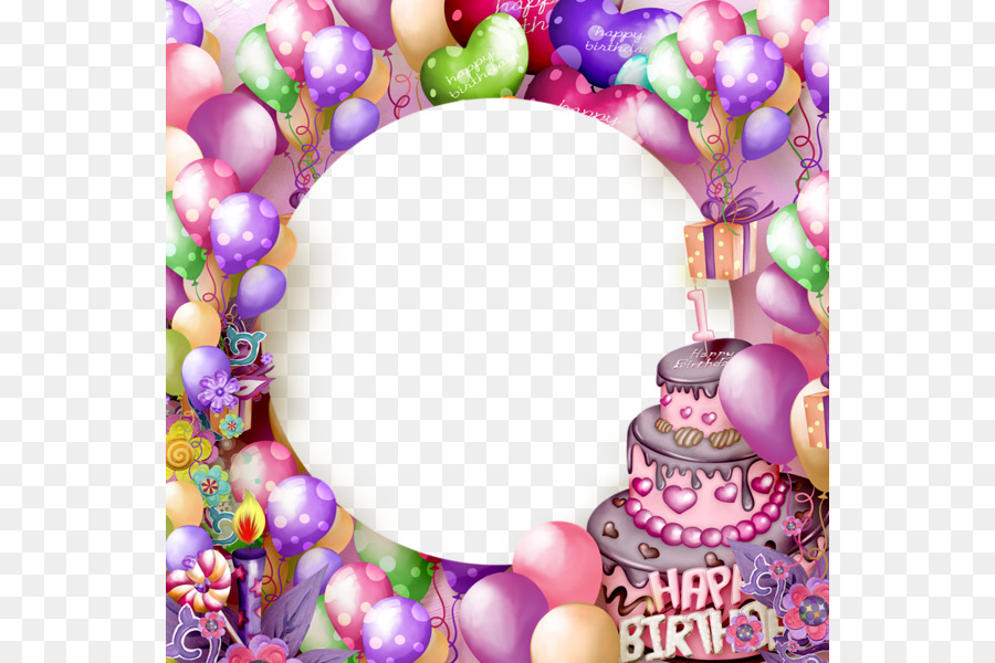 Happy Birthday to You Picture frame Android Photography - Birthday ...