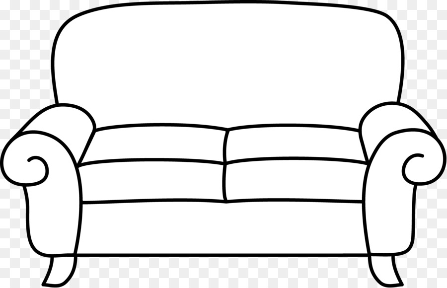 Table Couch Living Room Chair Clip Art