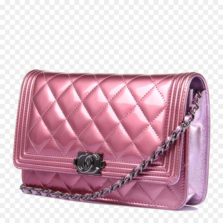 32e3944756 Chanel Handbag Pink Leather - Chanel bag pink pearl png download ...