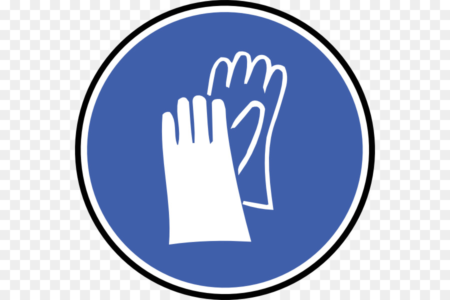 Glove Clothing Personal Protective Equipment Clip Art Ppe Symbols