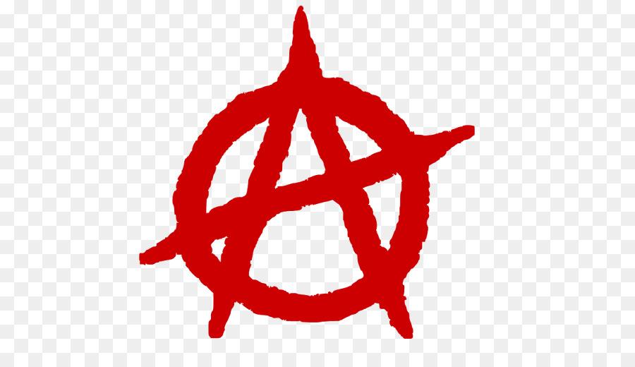 Anarchy Anarchism Symbol Anarcho Punk Squatting Hand Flipping Off