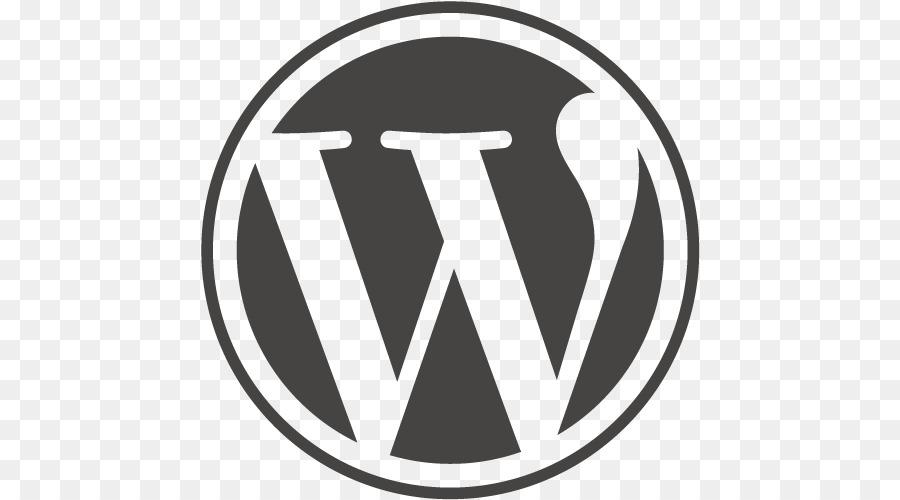 WordPress Logo Blog Scalable Vector Graphics Icon
