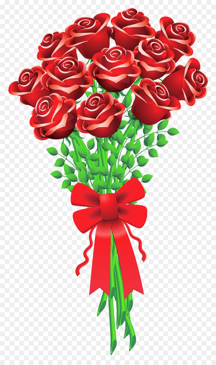Flower Bouquet Rose Clip Art Bouquet Cliparts Png Download 1451