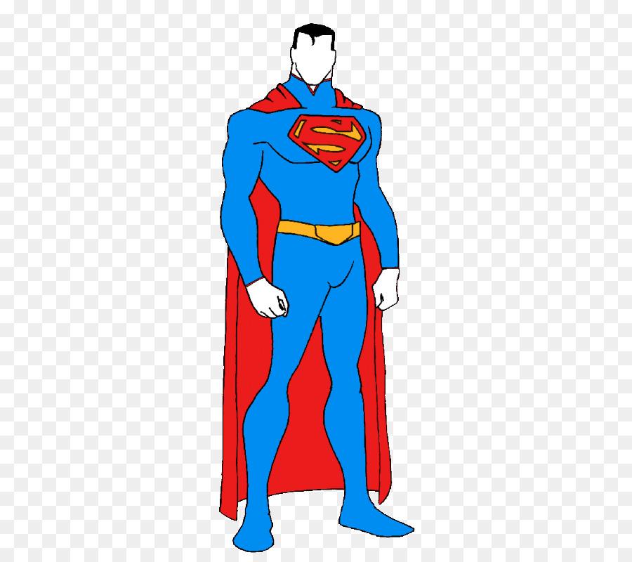 Clark Kent Superman Logo Suit Clip Art