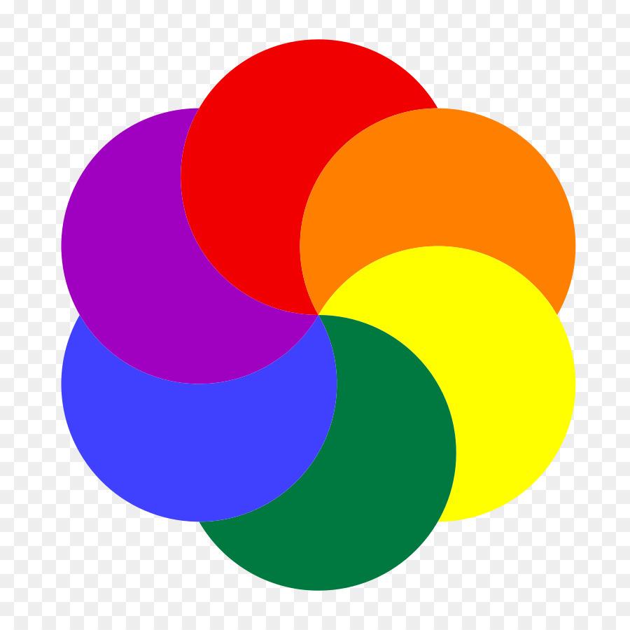 Wonderful Rainbow Circle Clip art - Cliparts Half Circle png download - 900  TZ83