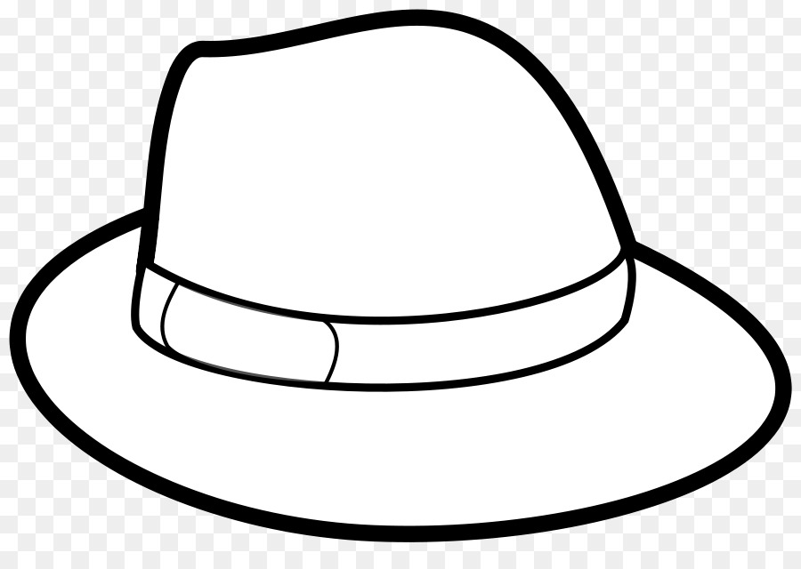 top hat outline cowboy hat clip art brief cliparts png download rh kisspng com top clipart sites top clipart clothes