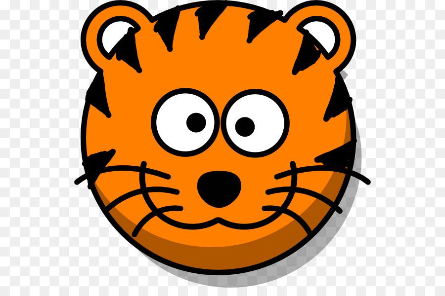white tiger face clip art cartoon tigers png download 600 583 rh kisspng com tiger face clipart black and white tiger face clipart black and white