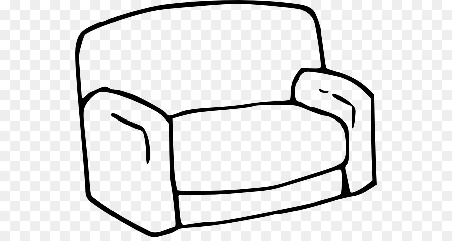 Couch Living Room Chair Furniture Clip Art