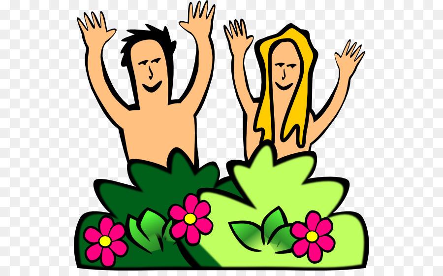 Book of Genesis Bible Adam and Eve Garden of Eden Clip art - Adam ...
