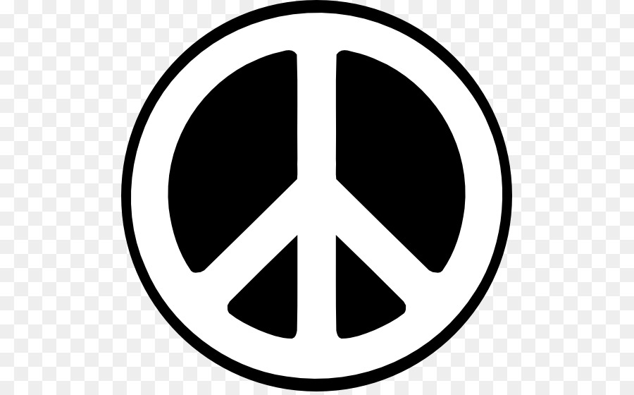 Peace Symbols Clip Art Peace Sighn Pictures Png Download 555555