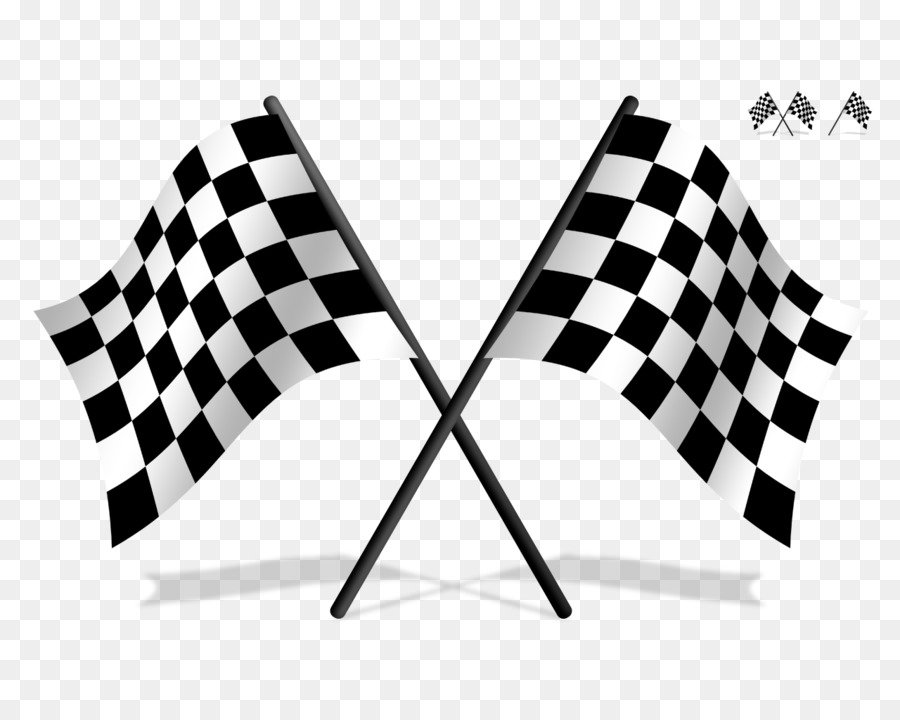 Racing Checkered Flag >> Formula One Race track Racing flags Auto racing Dirt track racing - Black checkered flag png ...