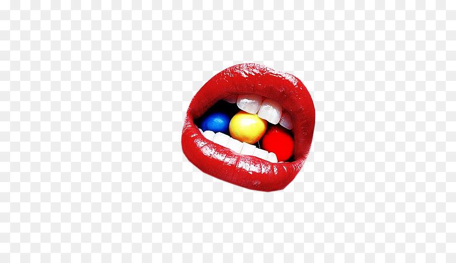 Dudak Boyama Ağız şeker Dudaklar Png Indir 631506 Serbest