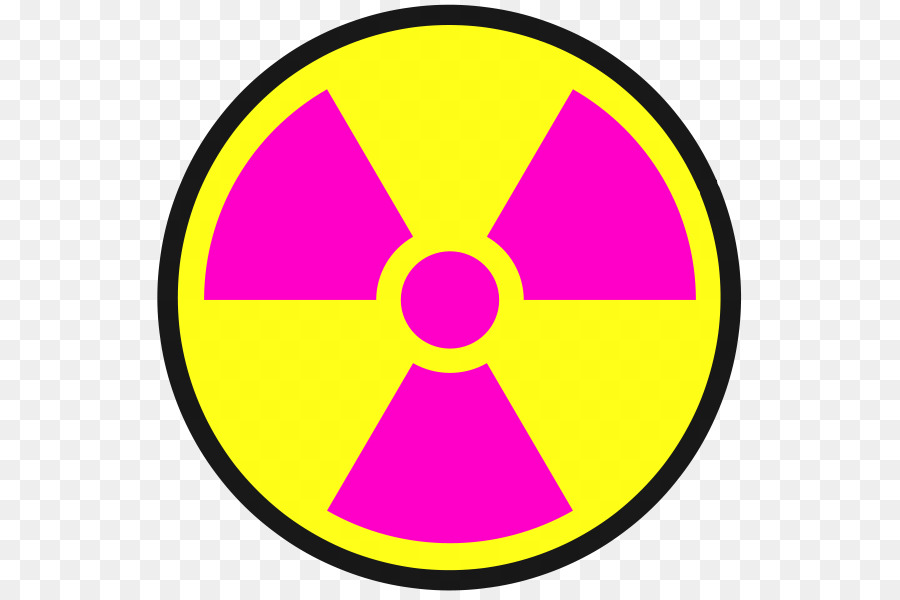 Radiation Hazard Symbol Radioactive Decay Clip Art Nuclear Power