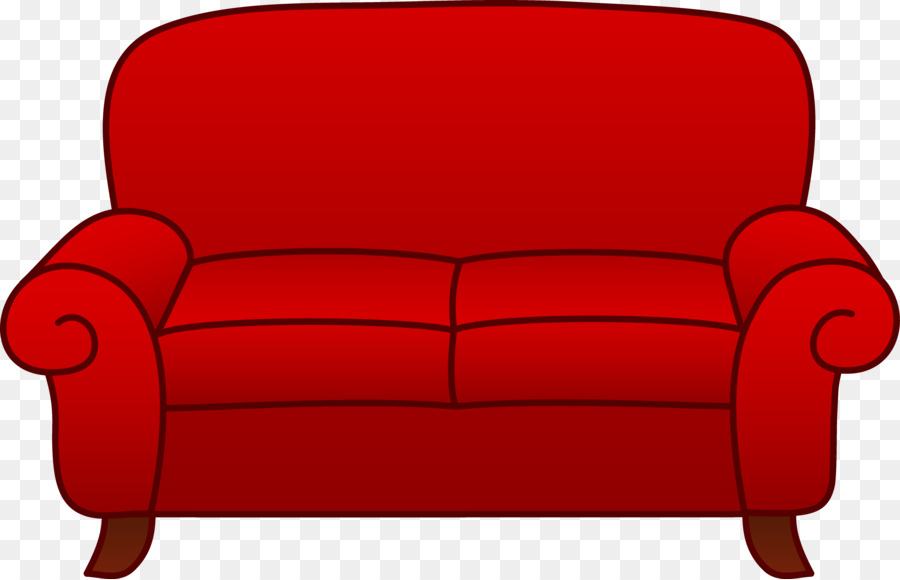 Couch Chair Living Room Clip Art